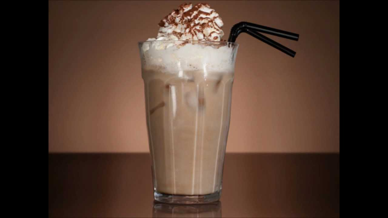 Starbucks Iced Coffee Maker Recipe : How To Make Starbucks Iced Coffee (Mocha) - Ingredients - YouTube