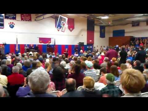 This is Democracy - Bernie Sanders 2017-Mar-25 Hardwick VT