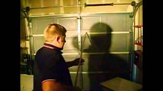 Adam Evans - Measuring Garage Doors