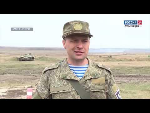 Учения десантников в Поливне_230419