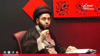 Biography of Imam Ali Naqi - Sayid Hussein Al-Qazwini P.1