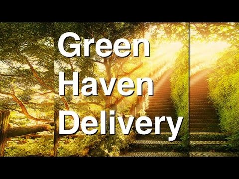 Jonathan Harris of Green Haven Delivery AKA Green Haven Holistic Solutions - Delivery