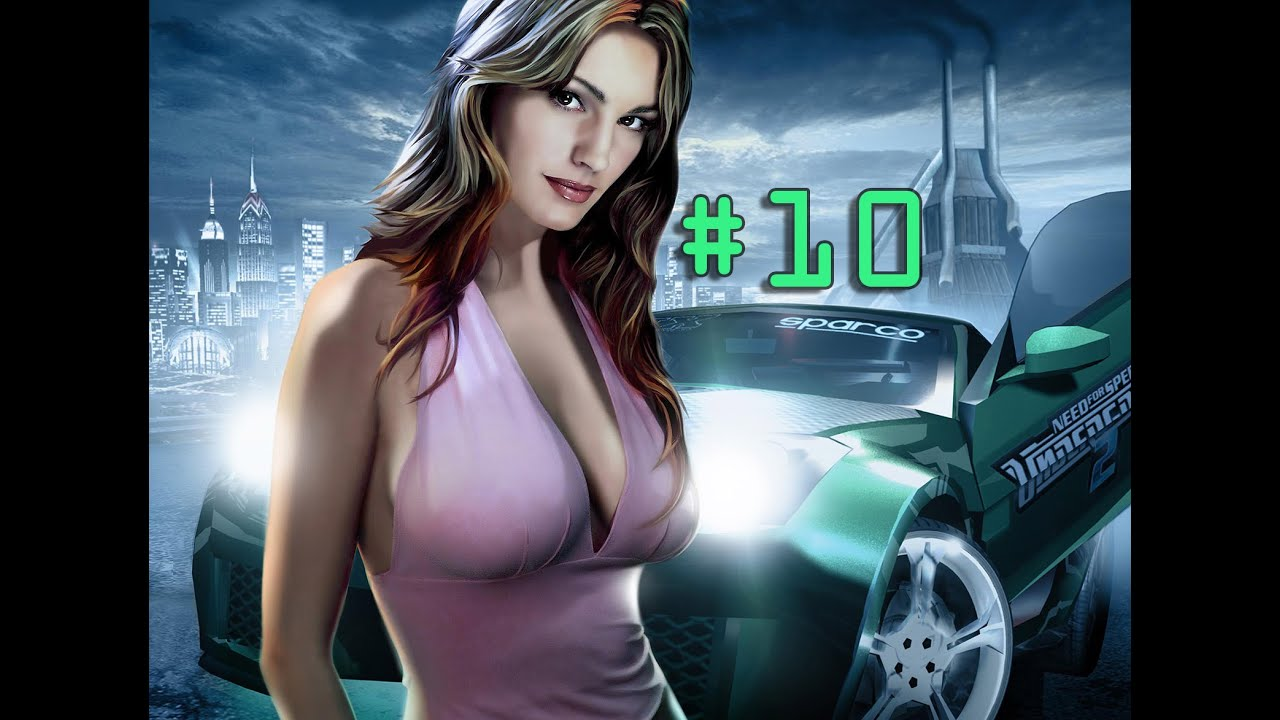 Need for speed girls naked — pic 15