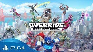 Override: Mech City Brawl | Features Trailer | PS4