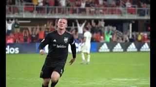 Wayne Rooney Perfect Goal in 2018