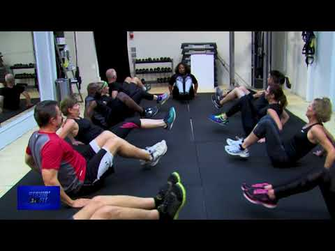 Stayin' Fit: Fitness with Anika - Pt. 1