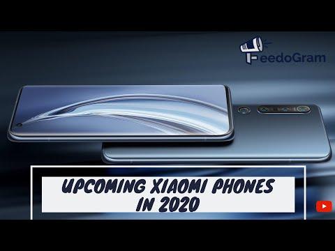 Upcoming Mi Phones In India - May 2020