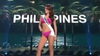 Video MISS PHILIPPINES ( 2010 2015) during Miss Universe Swimsuit PRELIM download MP3, 3GP, MP4, WEBM, AVI, FLV Juni 2018