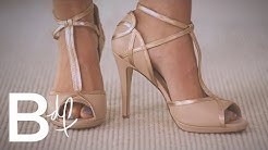Picking The PERFECT Wedding Shoes
