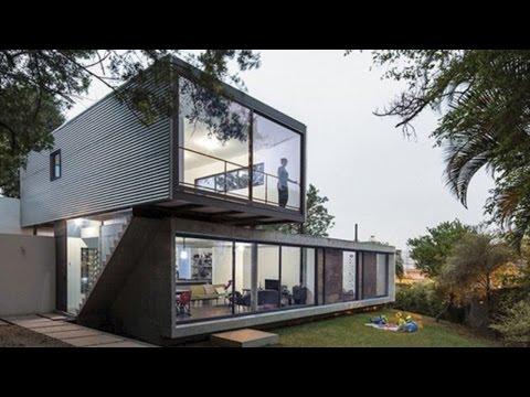 38 Modern Cantilevered