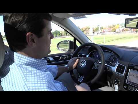2011 Volkswagen Touareg-Greenville SC-Steve White VW (3)
