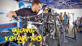 2013 Giant Reign X0 - Ride GIANT Demo Tour Mountain Biking