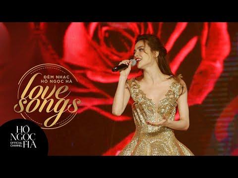 Tìm Lại Giấc Mơ - Hồ Ngọc Hà | Đêm Nhạc Love Songs (Official)