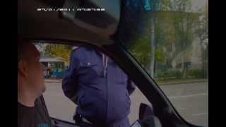 ИДПС Иваново, ремень безопасности(Дата на регистраторе не верная, на самом деле 07.09.2012. Инспектор вынес постановление за, якобы, непристегнуты..., 2012-11-18T21:15:47.000Z)