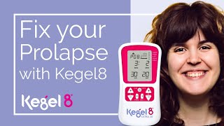 Fix Your Prolapse With The Kegel8 Pelvic Toner