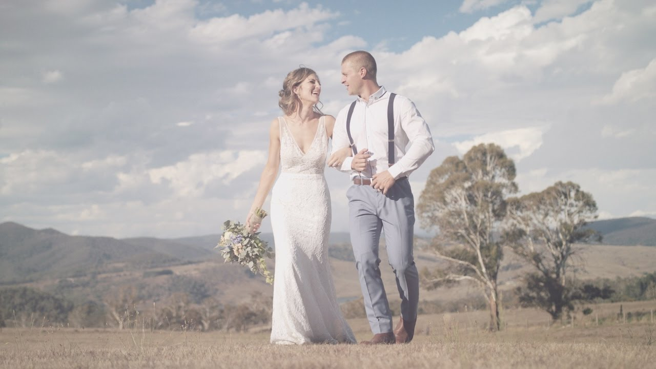 Blue Mountains Wedding Video Katherine Guy Seclusions Rydal