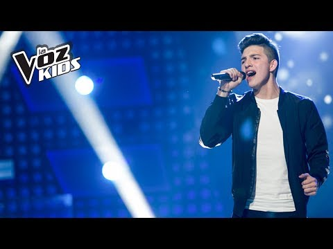 David canta Ya Me Enteré - Audiciones a ciegas | La Voz Kids Colombia 2018