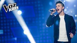 David canta Ya Me Enteré - Audiciones a ciegas | La Voz Kids Colombia 2018