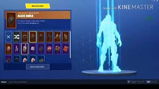 How to have a fortnite account full of skins