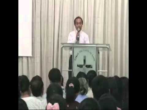 Sia Pau Lian Mung Sermon Video
