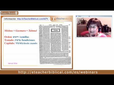 La Mishna y el Talmud