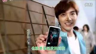 [Eng Sub] Mike He Kang Shi Fu Green Tea Commercial BTS