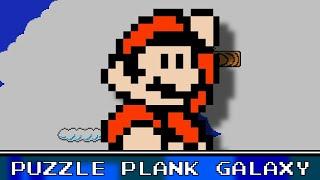 Puzzle Plank Galaxy 8 Bit Remix - Super Mario Galaxy 2
