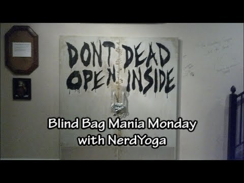 The Walking Dead Edition Blind Bag Mania Monday With