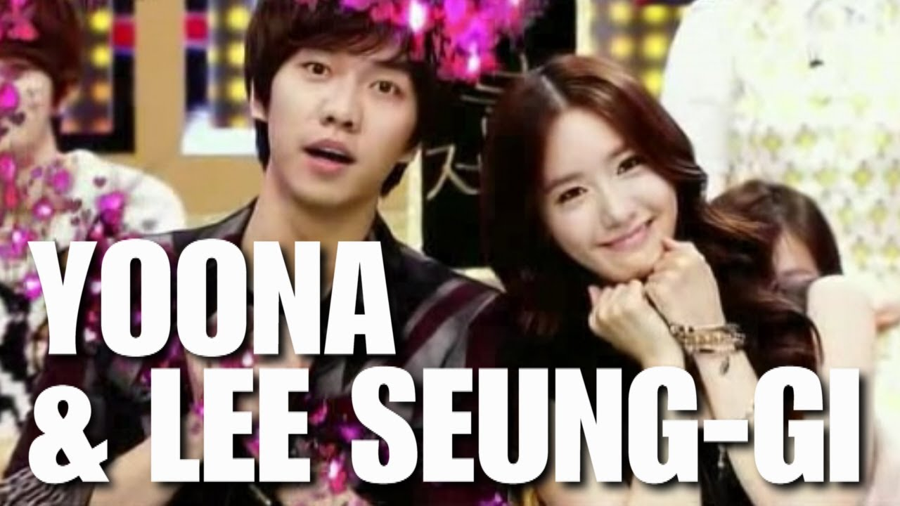YoonA Lee Seung gi dating 2014