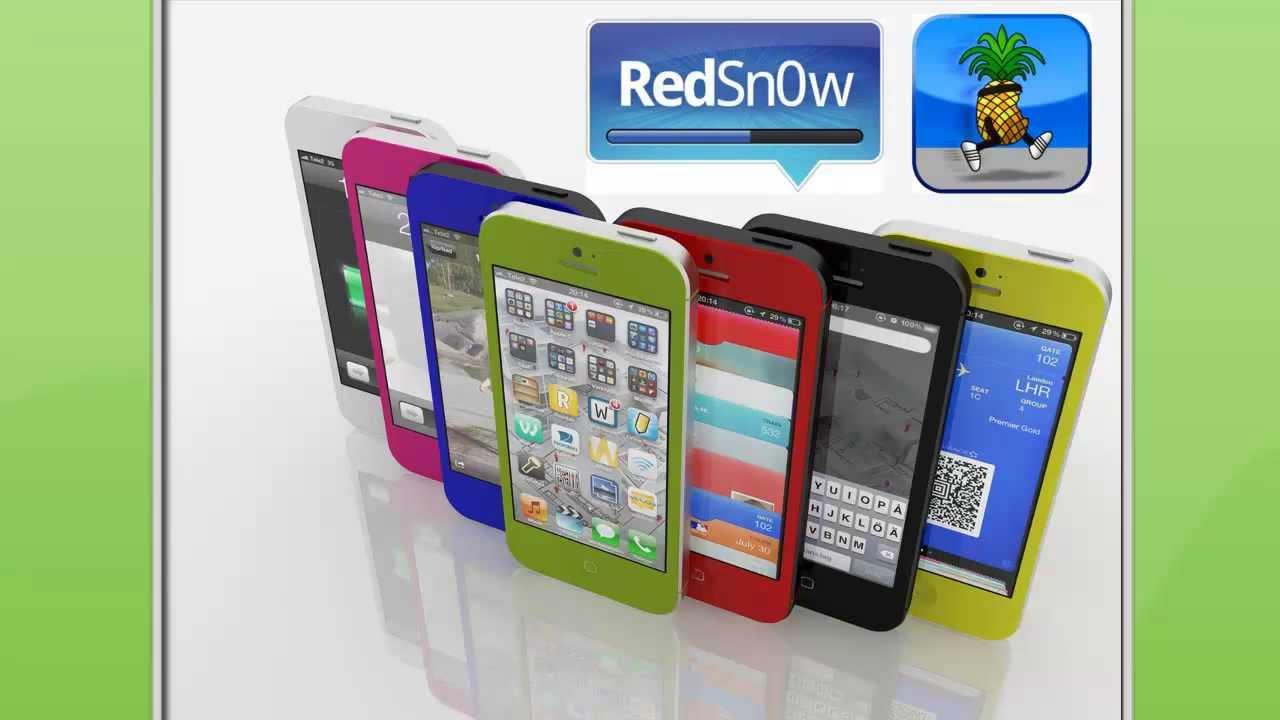 New redsn0w ios 6 1 3 untethered jailbreak windows mac iphone 5 4s 4 ipad 4 3 2 youtube