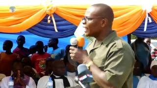 Former ODM vice chairman Paul Otuoma says he has not left the party