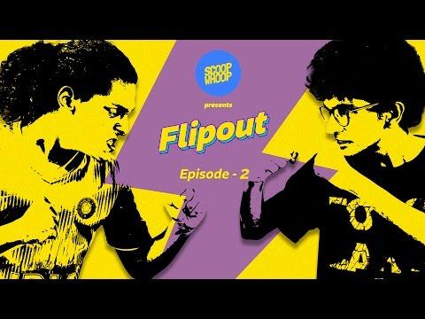 ScoopWhoop:  Flipout - Cricket vs Football (Episode - 2)