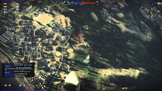 War Thunder - An Arcade Player goes HB #3 An entire video without stall // Mustang MKIa, P-40E