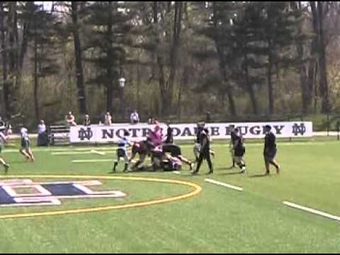 Oakland University Rugby vs Notre Dame Rugby