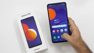 Samsung Galaxy M12 Budget Smartphone Unboxing & Overview