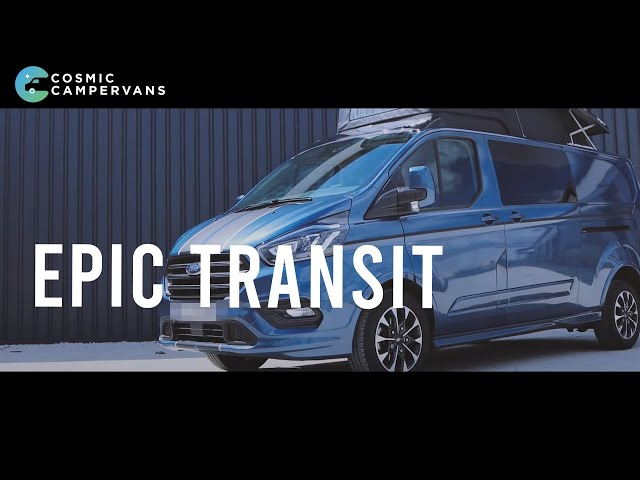 INCREDIBLE TRANSIT POP TOP PROJECT