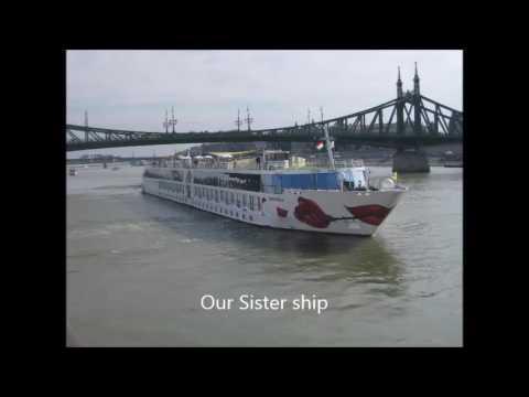 MV A-Rosa Donna Danube cruise  September 2016