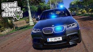 UNDERCOVER im BMW X5 - GTA 5 POLIZEI Mod