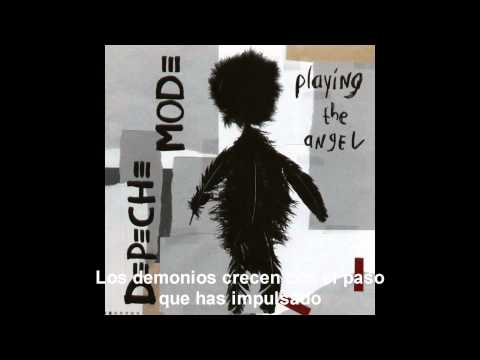 Depeche Mode - A Pain That I'm Used To (Subtitulos Español)