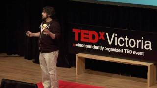 TEDxVictoria - Dave Morris: The Way of Improvisation