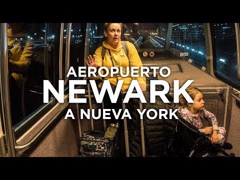 Cómo Ir Del Aeropuerto De Newark A Manhattan