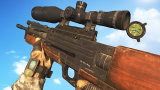 Call of Duty Modern Warfare 2 Remastered - Every Weapon Inspection In Slow Motion