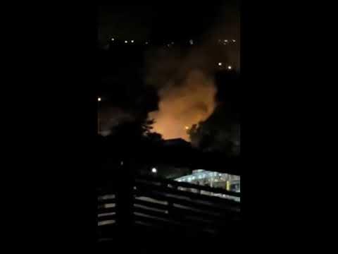 Explosiones y tiroteos en Ciudad del Este