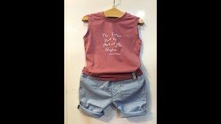 Thời trang bé trai giá sỉ mùa hè【Hot】- Đồ bộ bé trai