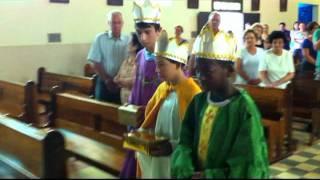 Epifania do Senhor - Entrada dos Reis Magos 2011