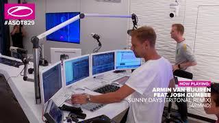 Armin van Buuren feat. Josh Cumbee - Sunny Days (Tritonal Remix) [#ASOT829]
