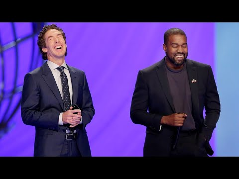 Watch: Tyler Perry, Mariah Carey join Joel Osteen for Easter church ...