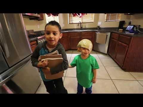 BALDI'S BASICS IN REAL LIFE | DEION'S PLAYTIME