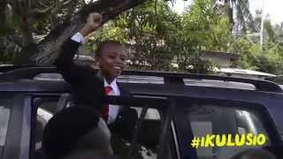 Mgombea Urais: Dogo Jembe akiwasili kuchukua fomu
