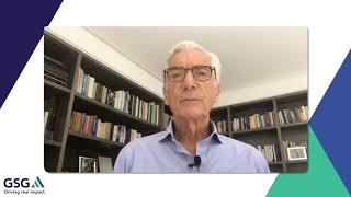 Lightning Keynote 1: Sir Ronald Cohen, Chair of GSG